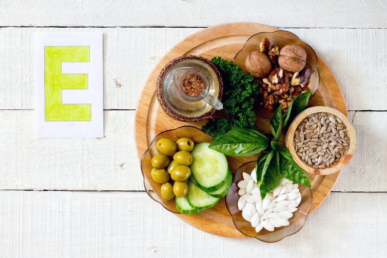 Vitamin E and vaping injuries: What's safe in your diet is rarely safe in  your lungs