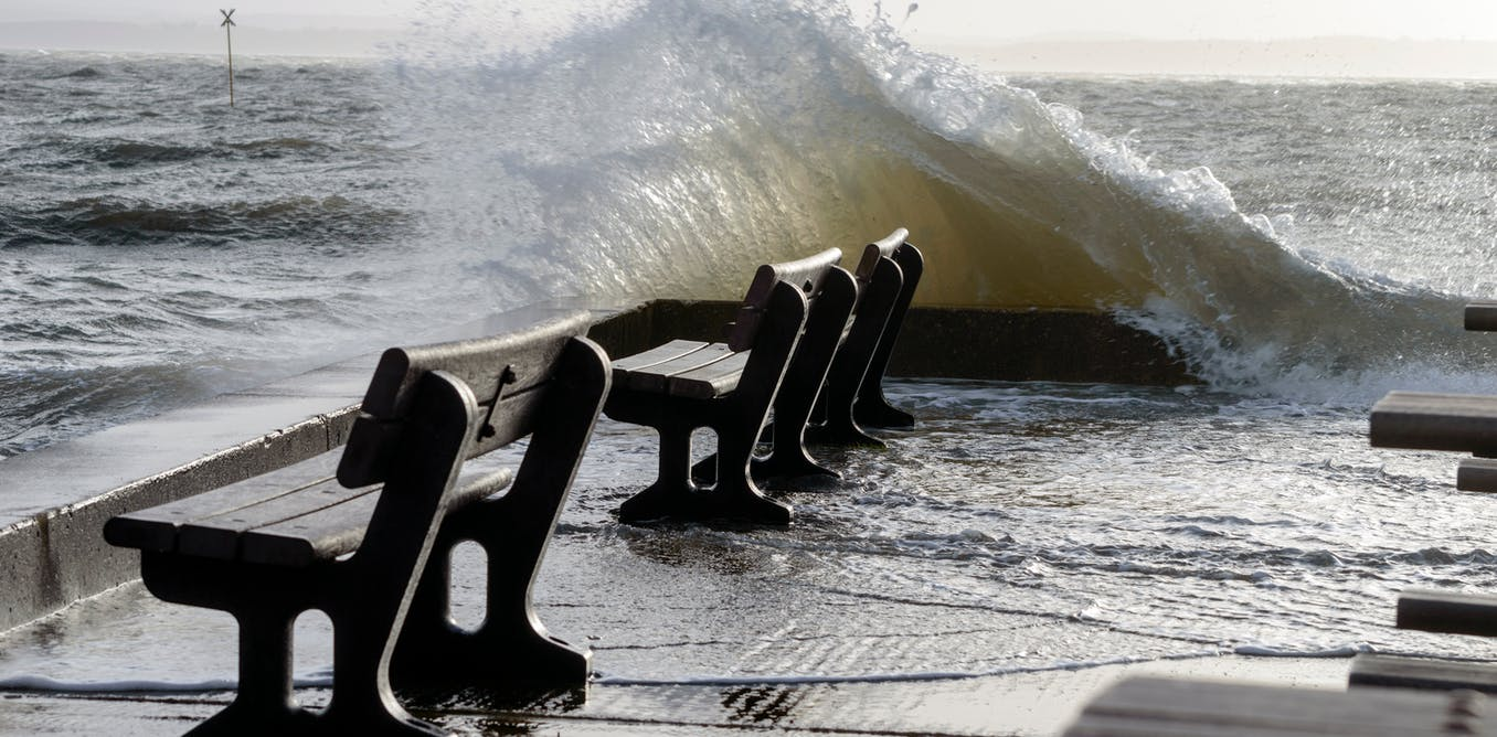 Climate explained: why coastal floods are becoming more frequent as seas rise