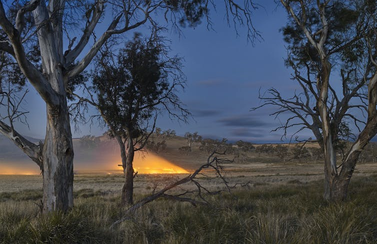 Our land is burning, and western science does not have all the answers