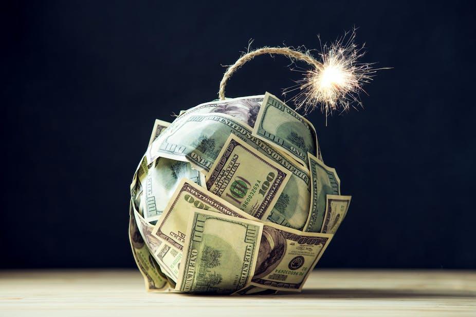 Image result for global debt crisis