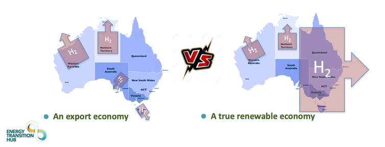 Enough ambition (and hydrogen) could get Australia to 200% renewable energy