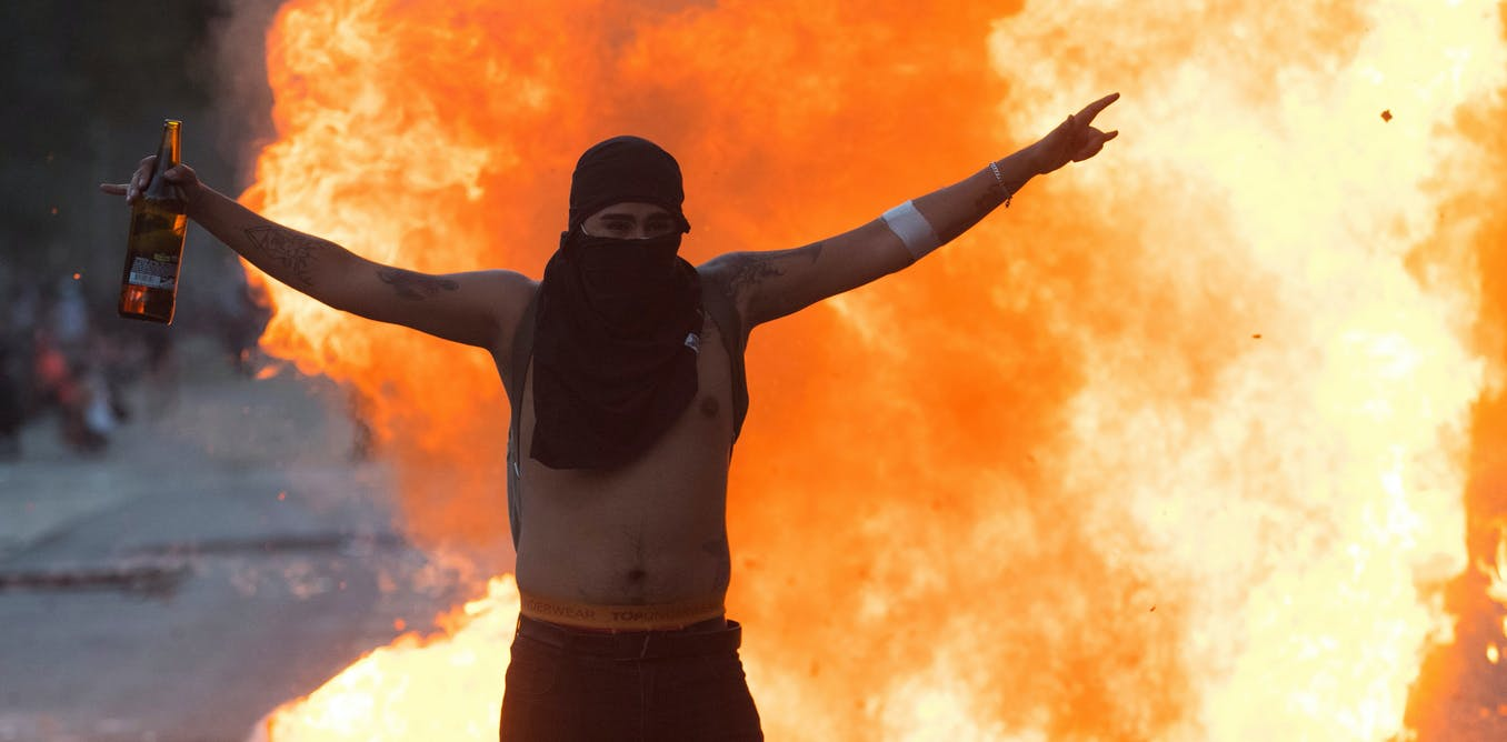 We live in a world of upheaval. So why aren't today's protests leading to revolutions?