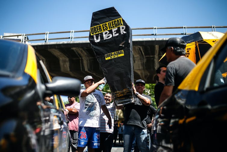 Uber might not take over the world, but it is still normalising job insecurity