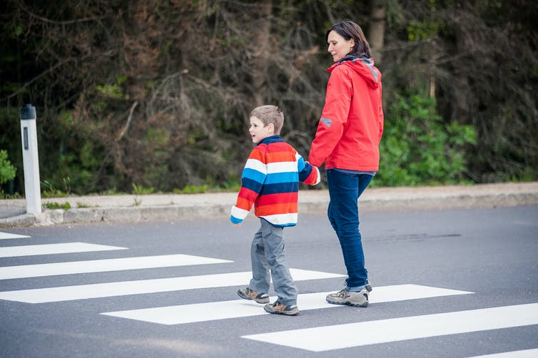Five ways parents can help their kids take risks – and why it's good for them
