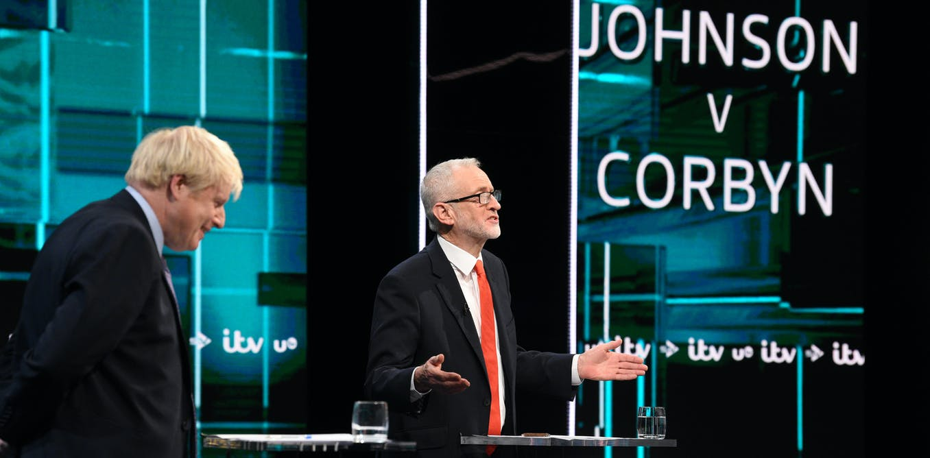 I watched Johnson and Corbyn's debate with 100 undecided voters – here's how they reacted