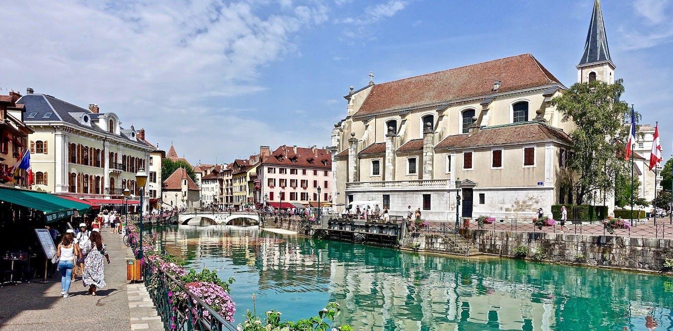 Et vous, où aimeriez-vous vivre? Découvrez quelques-unes des villes préférées des Français