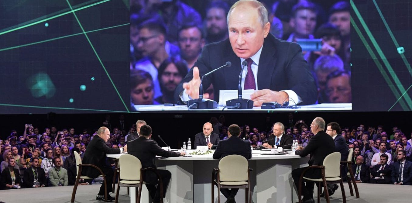 La stratégie russe de développement de l'intelligence artificielle