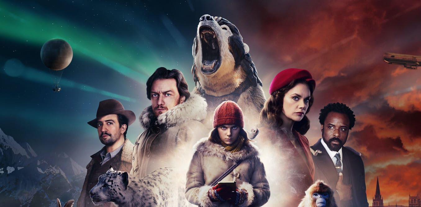 His Dark Materials: how to decode the story's linguistic secrets