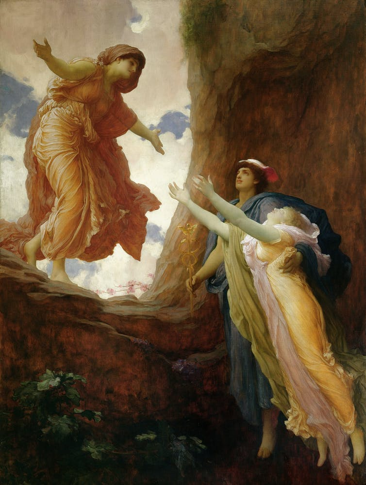 Explainer: the story of Demeter and Persephone