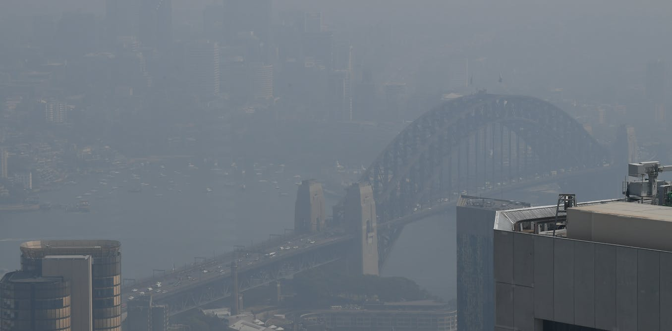 Smoke haze hurts financial markets as well as the environment