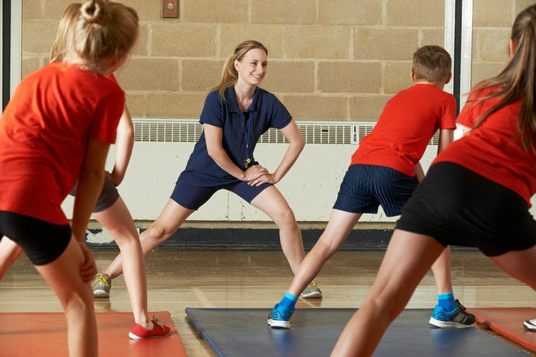 140th out of 146: Australian teens do close to the least physical activity in the world