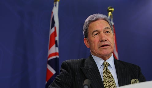 NZ deputy PM under fire, but maintains no laws broken in party donations scandal