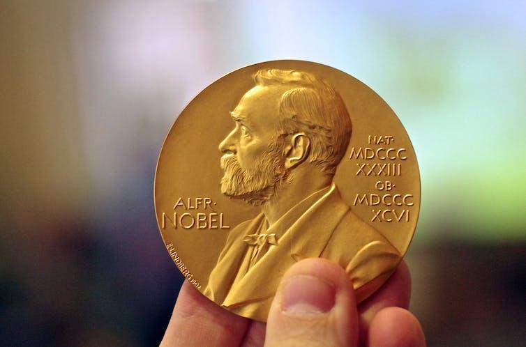 españoles Nobel