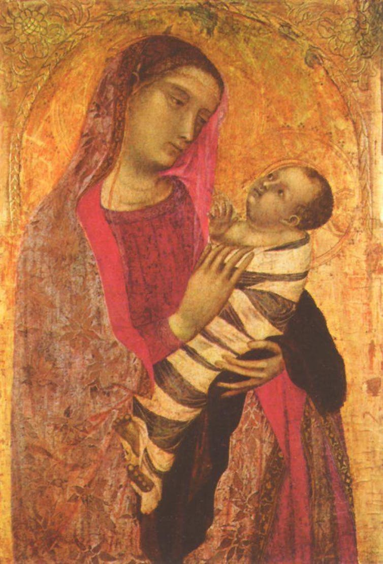 Baby Jesus in art and the long tradition of depicting Christ as a man-child