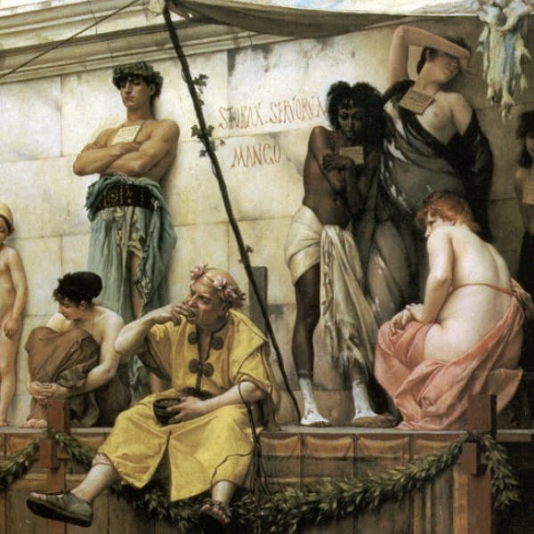 Hidden women of history: Neaera, the Athenian child slave raised to be a courtesan