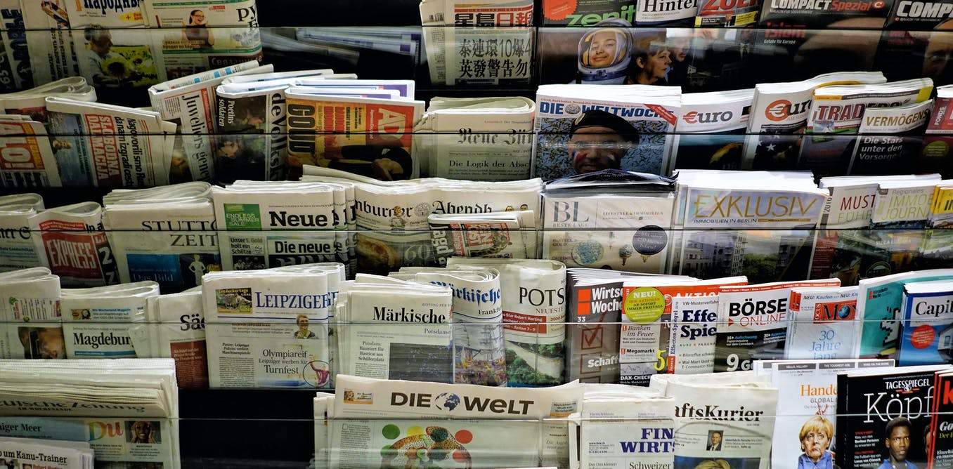 Here is what policymakers can do for Europe's news media