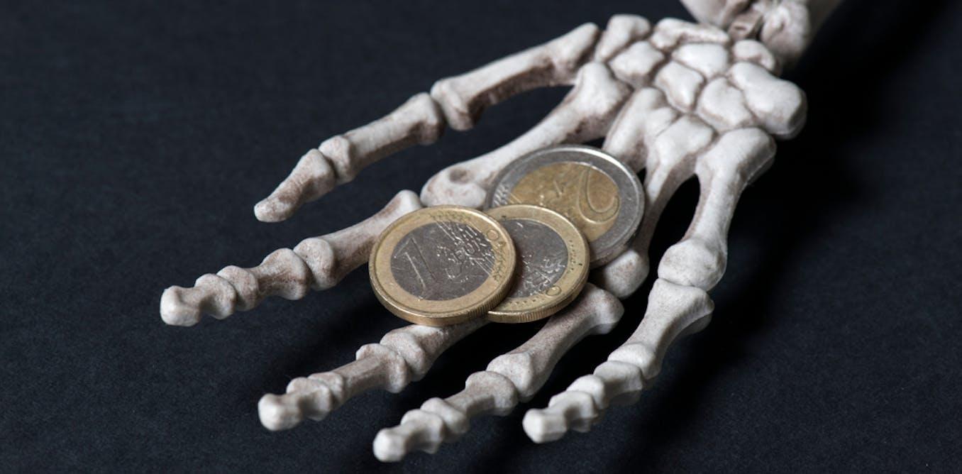 Comment votre future mort dicte votre consommation