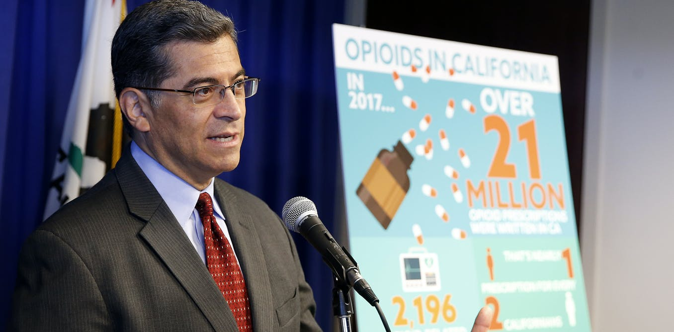 The company that makes OxyContin could become a 'public trust' – what would that mean?