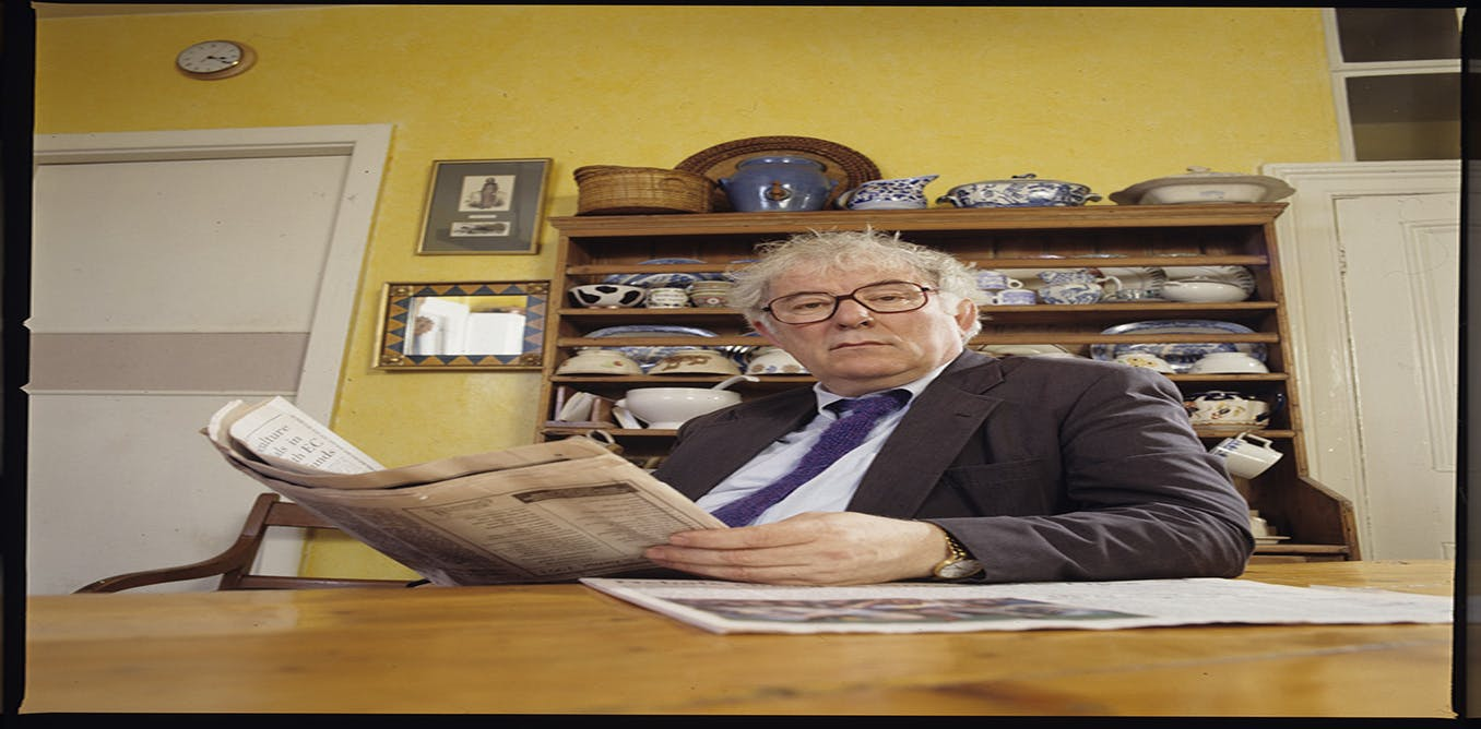 Seamus heaney analysis essay