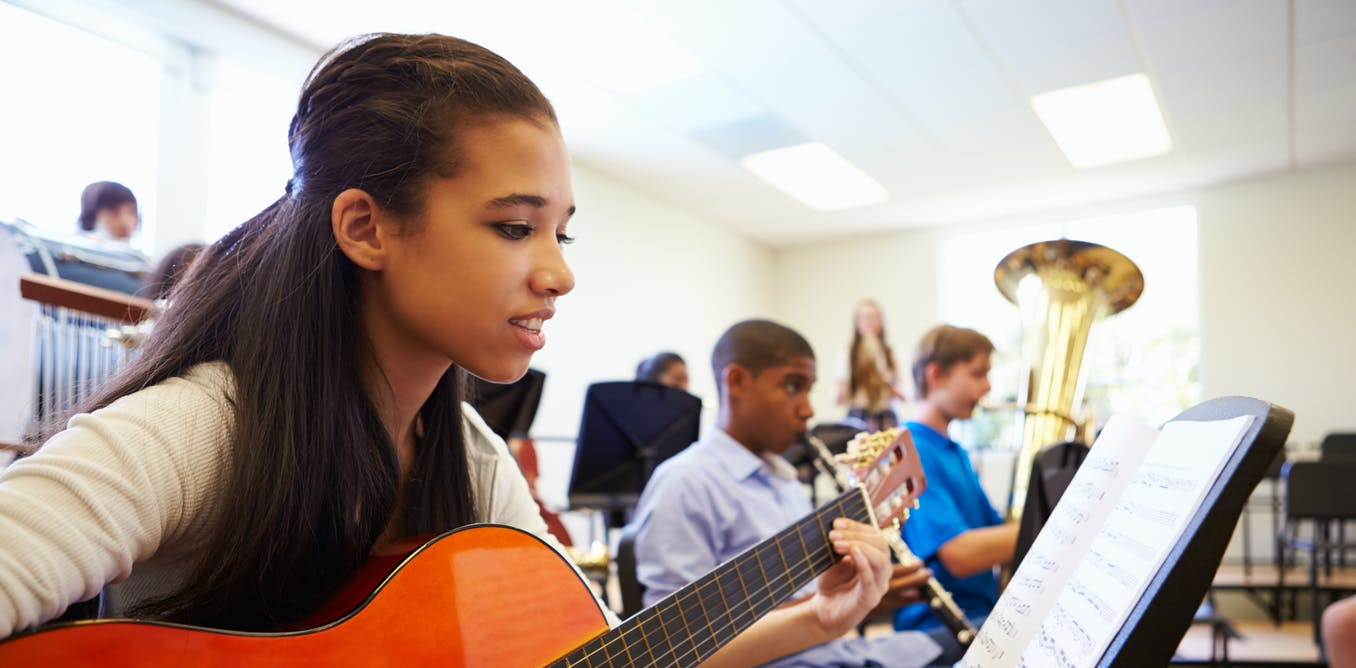 The majority of music students drop out before the end of high school – is the ATAR to blame?