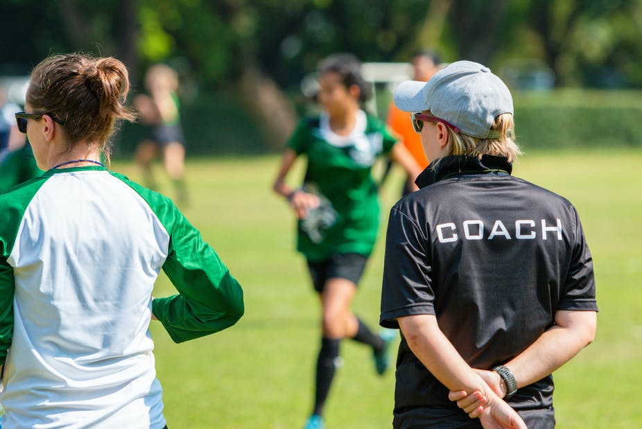 There Are Plenty Of Female Superstars In Football But Very Few Women Coaches Here S Why