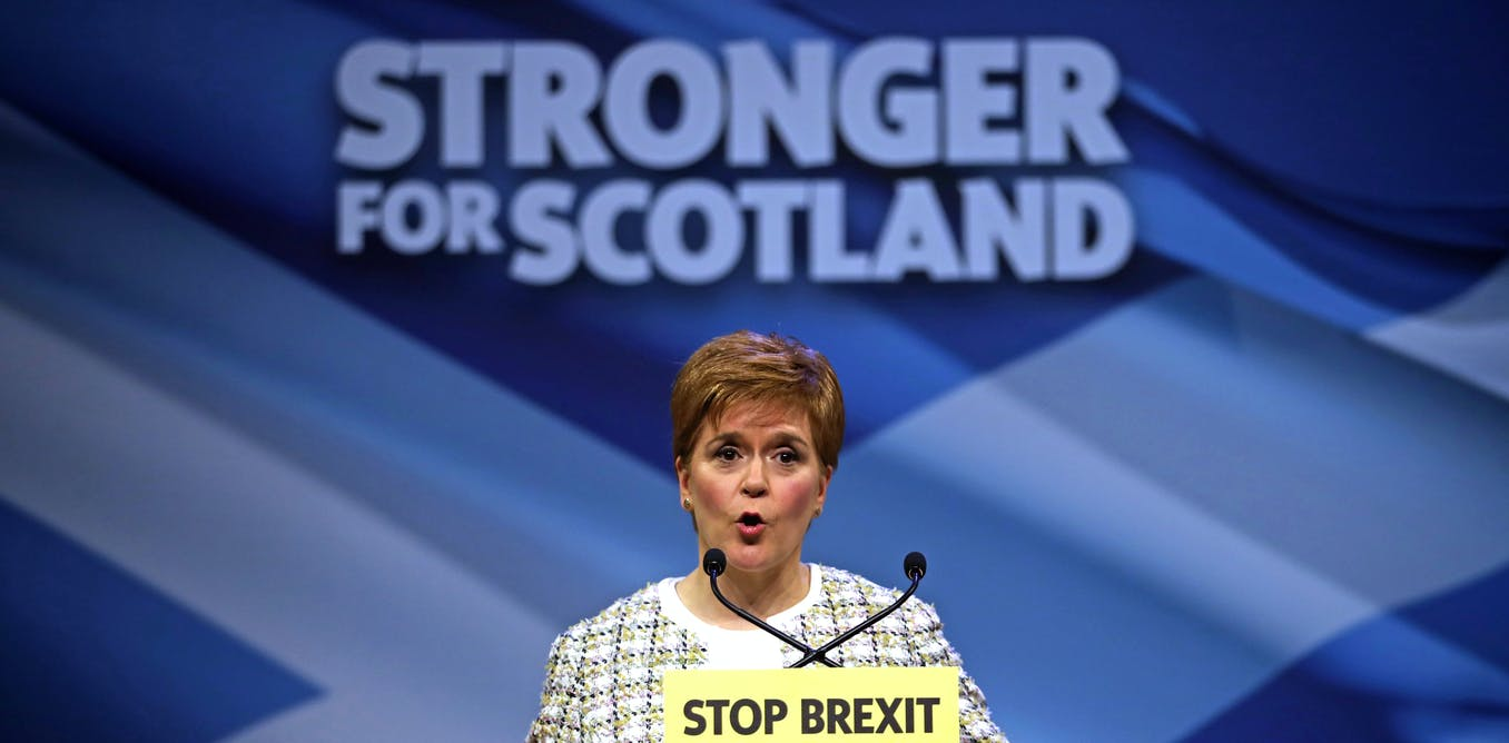 Why Nicola Sturgeon is pushing so hard for indyref2