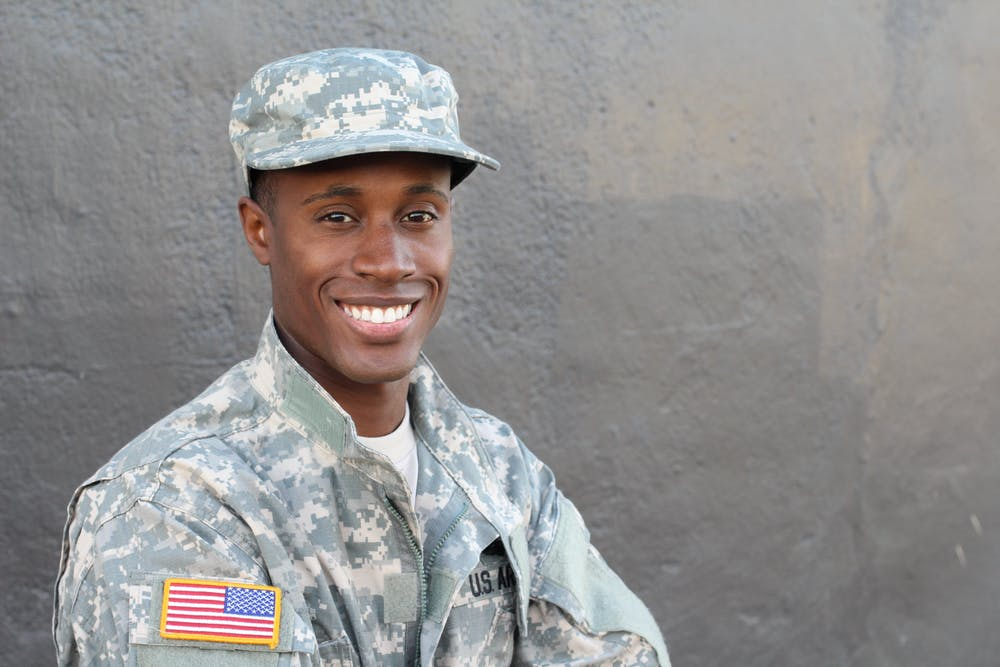 Scam military online dating Scams