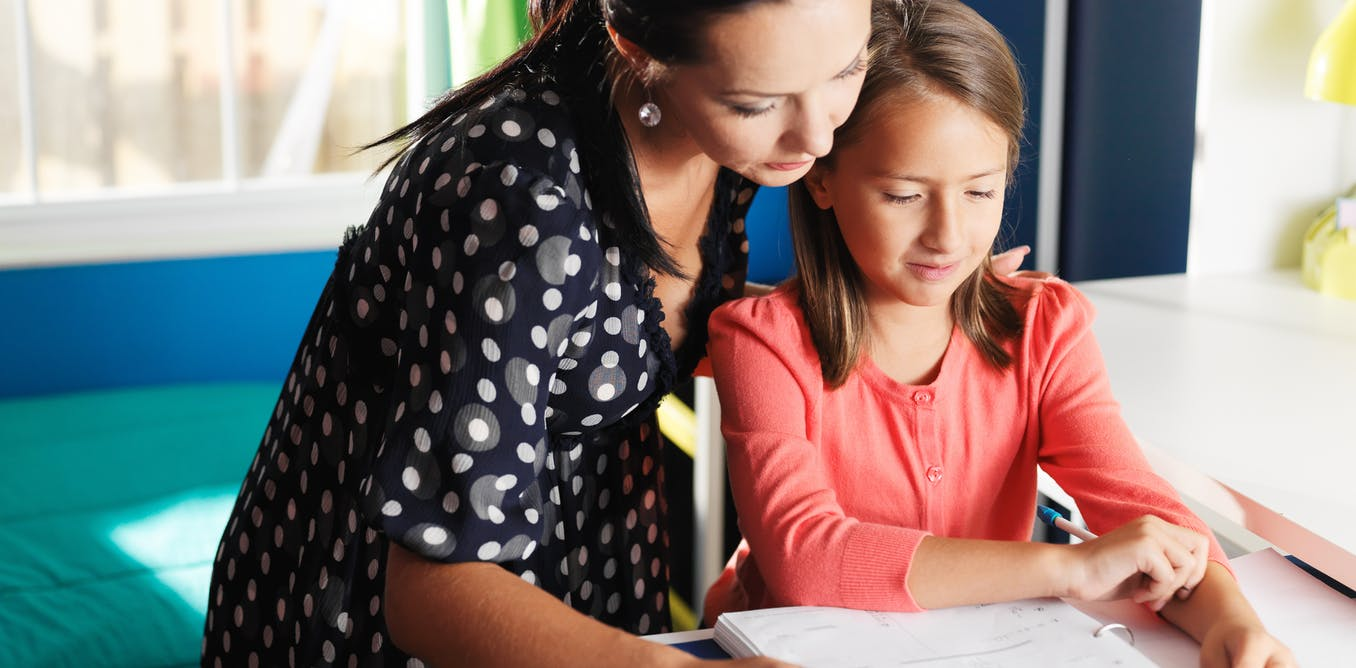 How to help your kids with homework (without doing it for them)