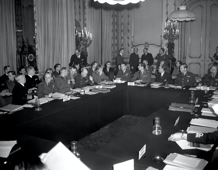 Nato And The Eu A Short History Of An, Why Second Round Table Conference Failed