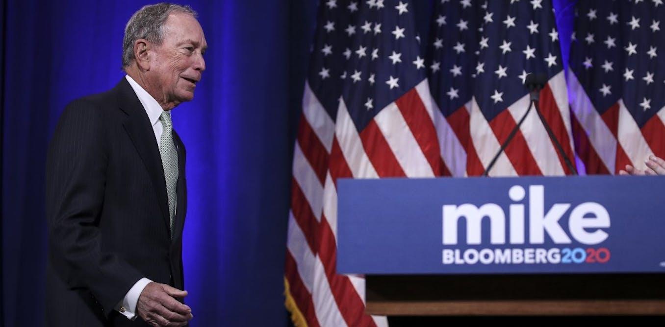 Pourquoi Michael Bloomberg entre-t-il en campagne ?