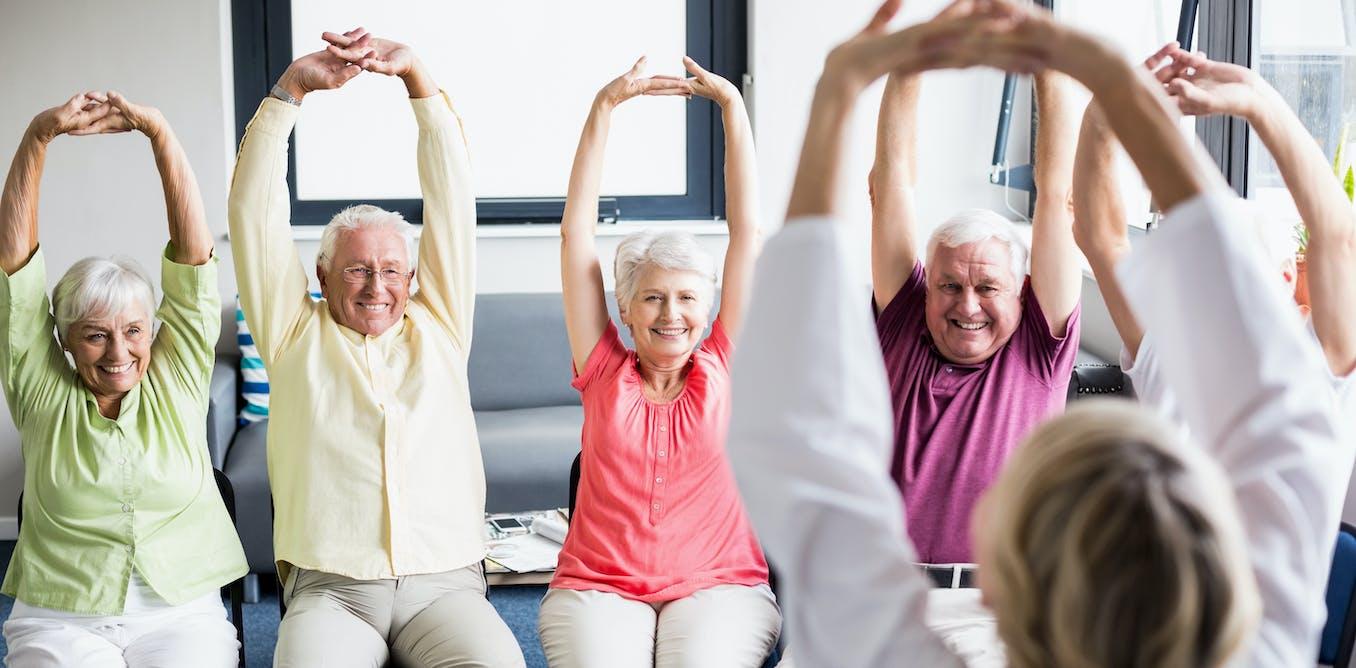 L'activité physique prévient les maladies cardio-vasculaires sans limite d'âge