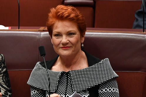 View from The Hill: Did Hanson mislead the government on union bill or did it misread her?
