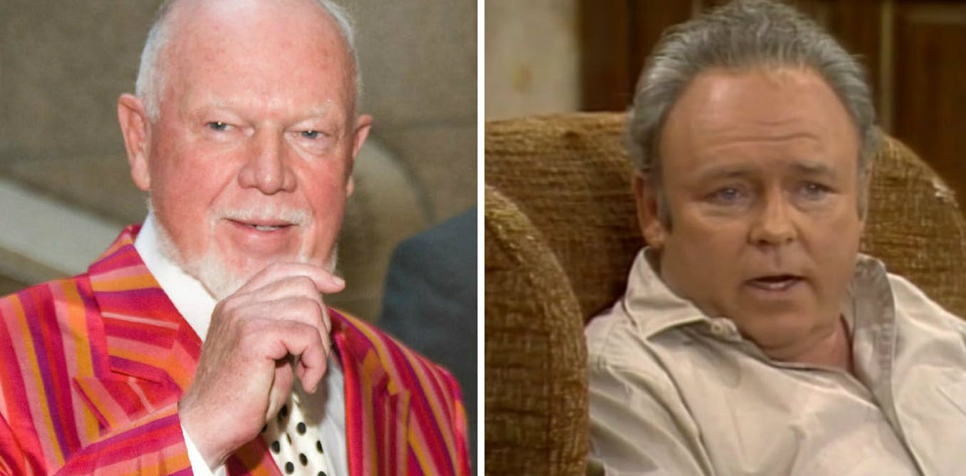 What Don Cherry, Canada's Archie Bunker, shows us about cancel culture