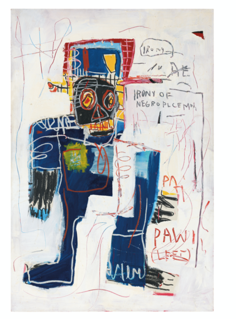 'Nothing quite prepares you for the impact of this exhibition': Haring Basquiat at the NGV