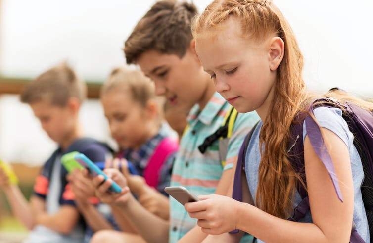 How old should kids be to get phones?