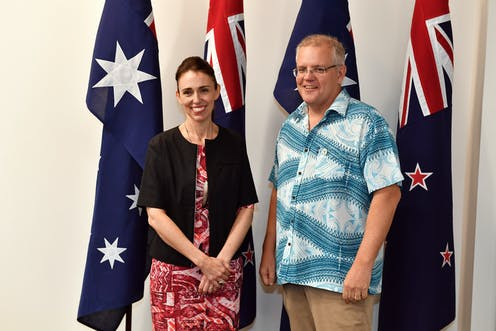 Left-leaning Australians may look to New Zealand with envy, but Ardern still has much work to do