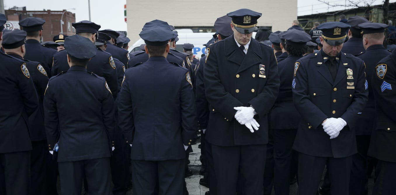 Why the US military usually punishes misconduct but police often close ranks