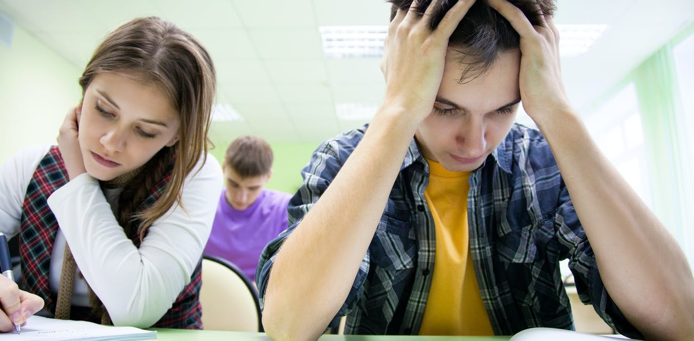 Large-scale education tests often come with side effects