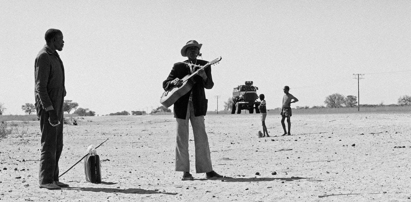 Pop culture: restoring Namibia's forgotten resistance music