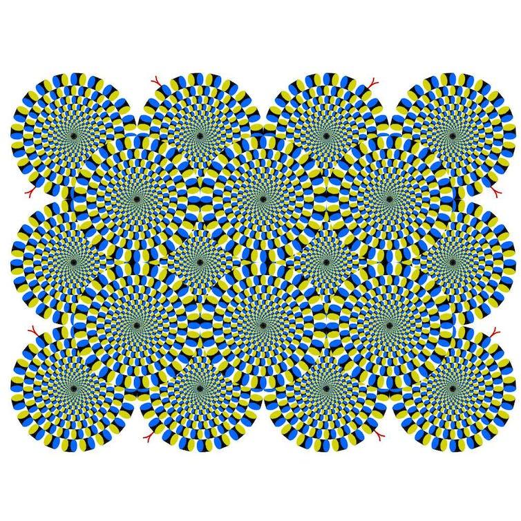 ilusiones visuañes