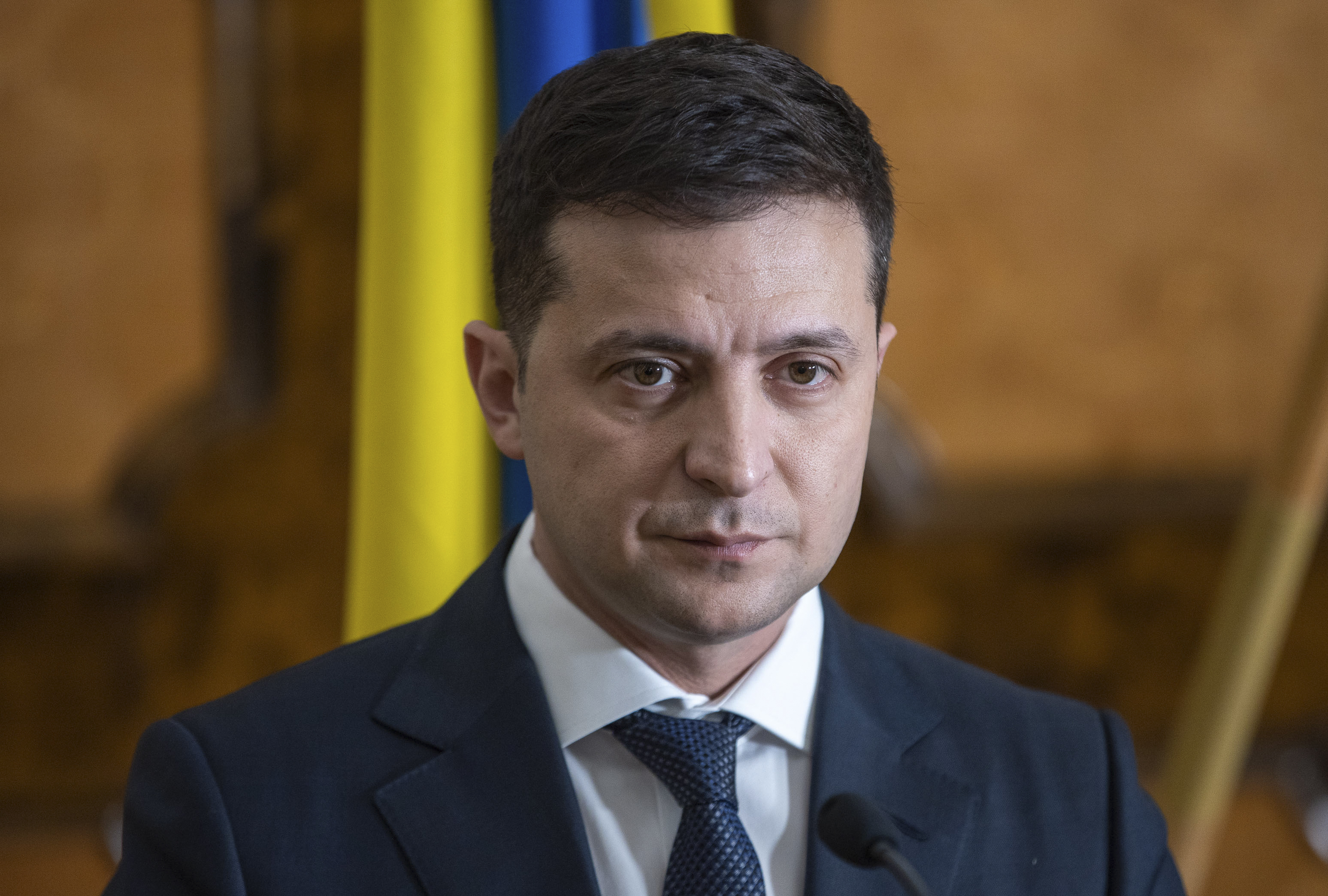 American Influence Could Take the Hit as Putin, Zelenskiy Try to Make Peace in Ukraine