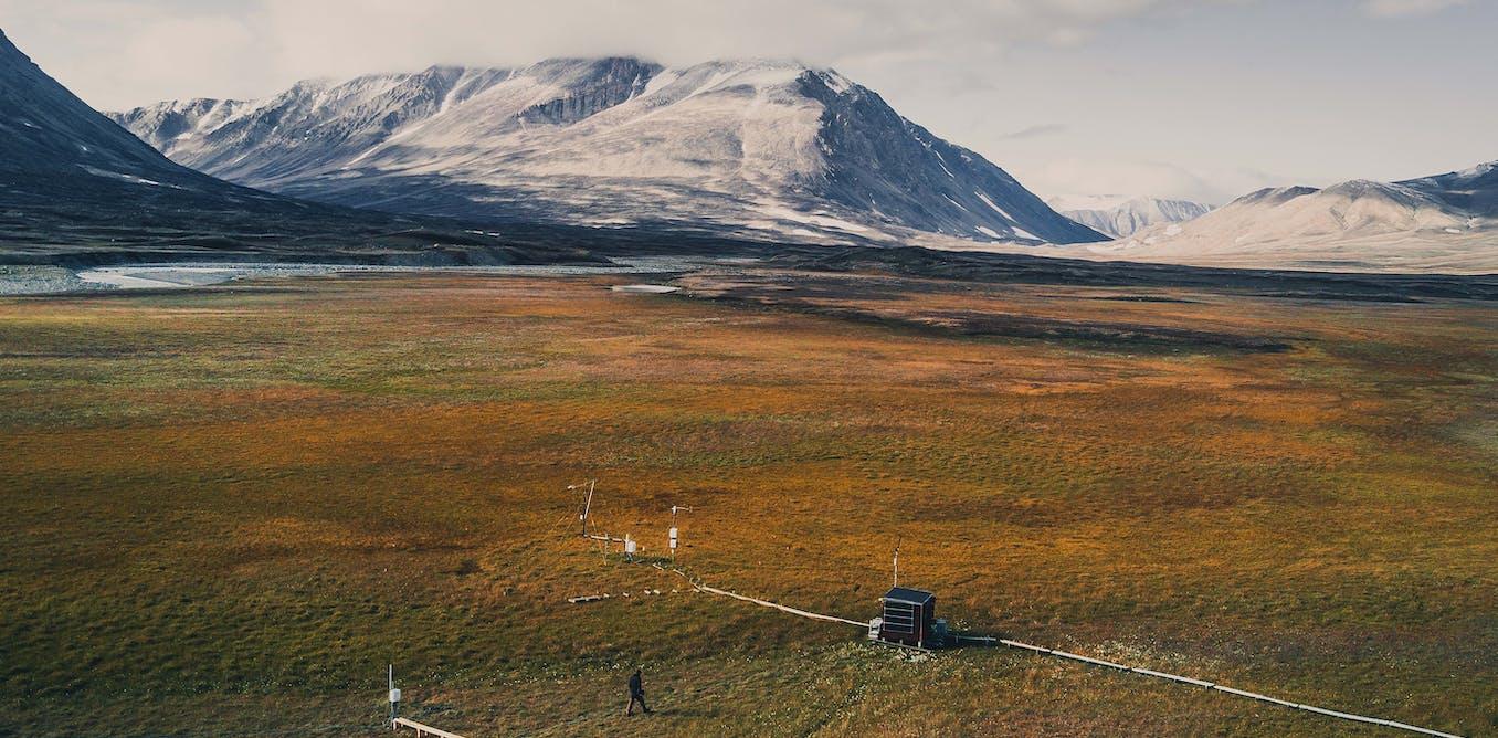 Changement climatique : les chercheurs sur la piste du méthane en Arctique