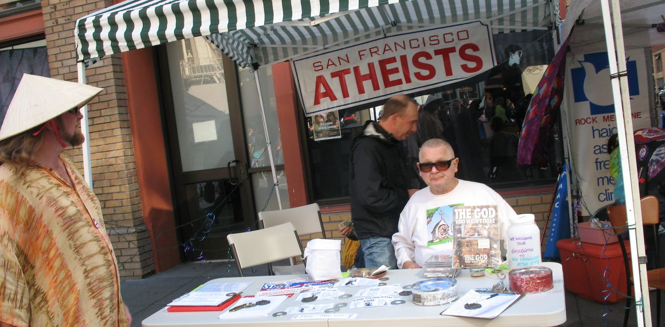 Why I'm An Atheist - cover