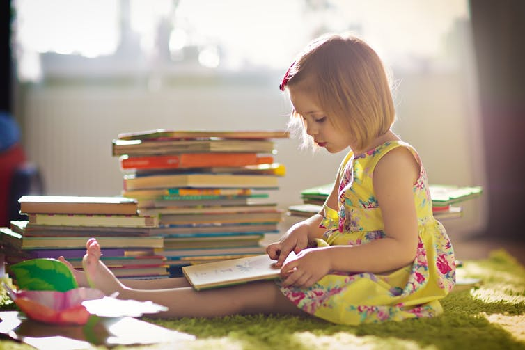 5 reasons I always get children picture books for Christmas