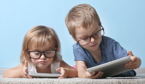 Short-sightedness in kids was rising long before they took to the screens