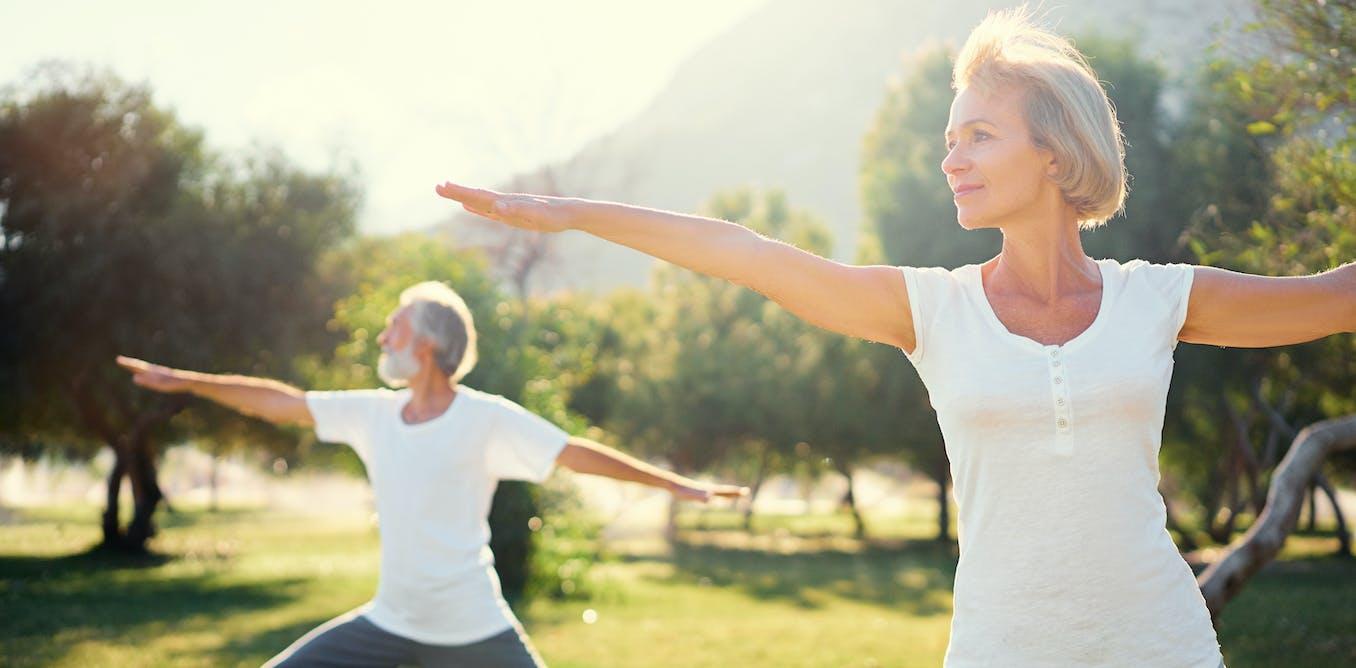 S'entraîner et être actif aident la mémoire et repoussent la démence