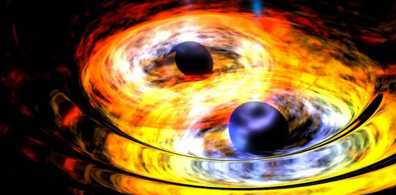 Supermassive black hole at the center of our galaxy may have a friend