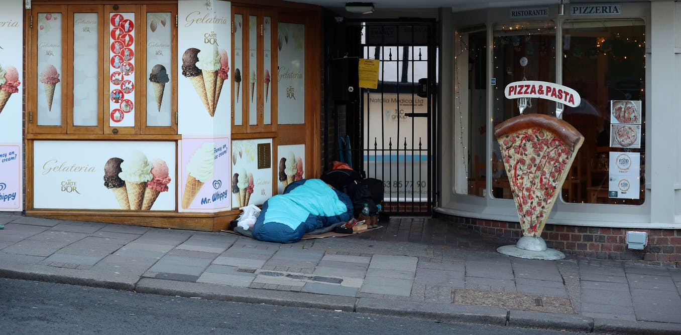 Homelessness: what the next government needs to do about the UK's rough sleeping crisis