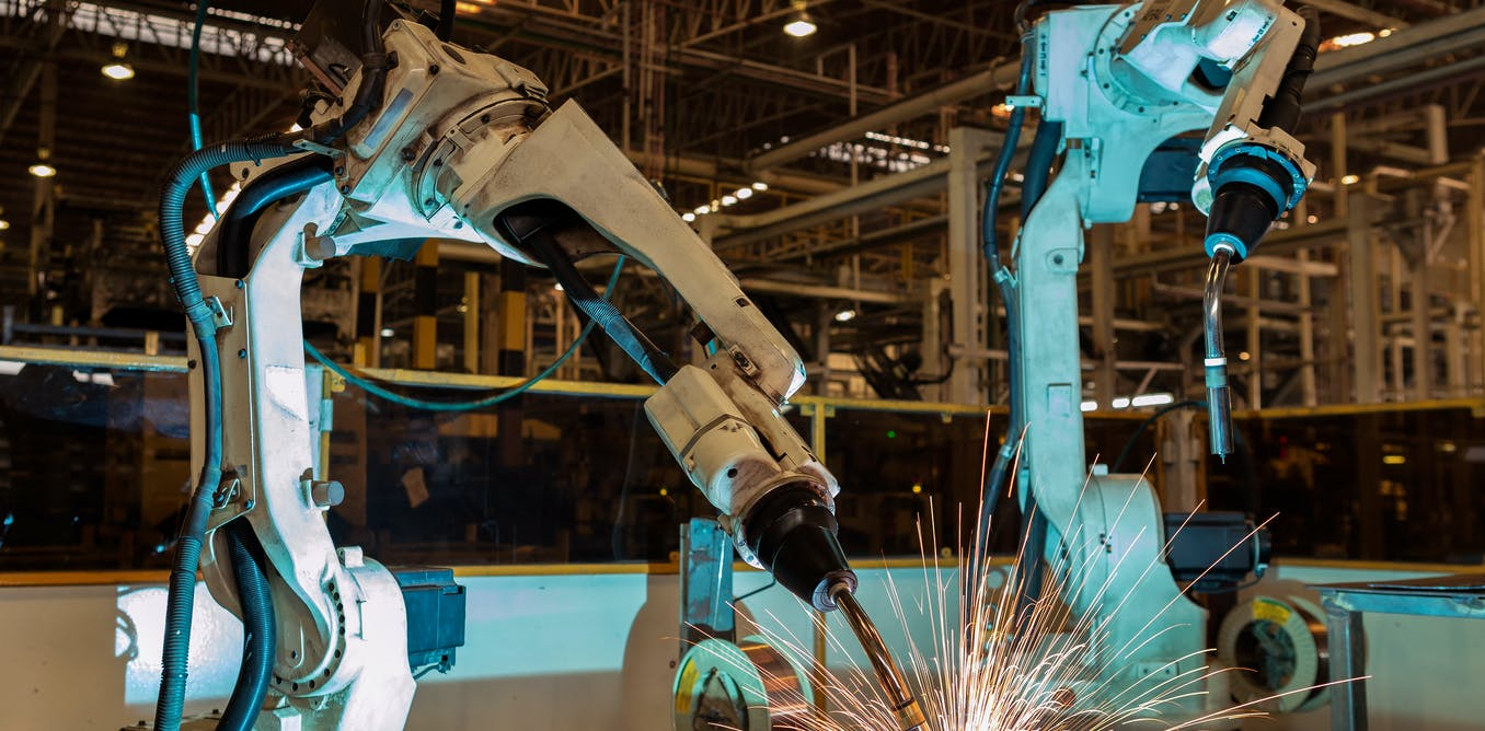 'Robotic blacksmithing': A technology that could revive US manufacturing