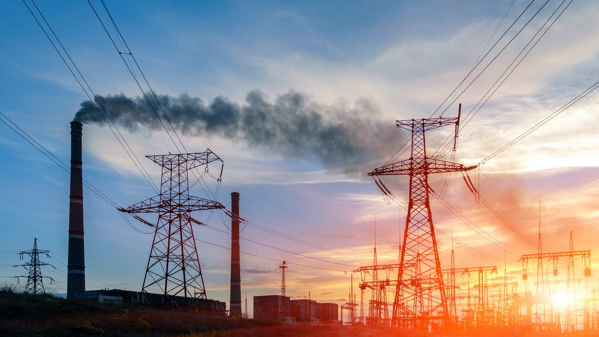 We calculated emissions due to electricity loss on the power grid – globally, it's a lot